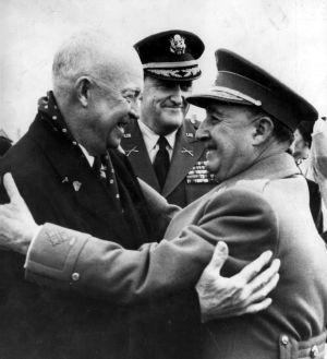 Franco-Eisenhower