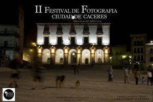 II festival fotografia ciudad de caceres