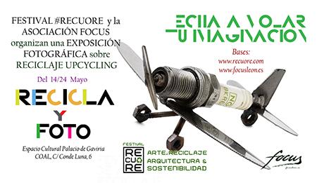 Arte reciclaje sostenibilidad