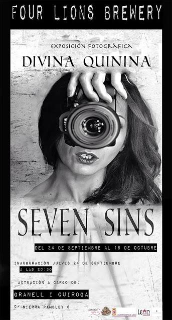 Divina Quinina - Seven sins