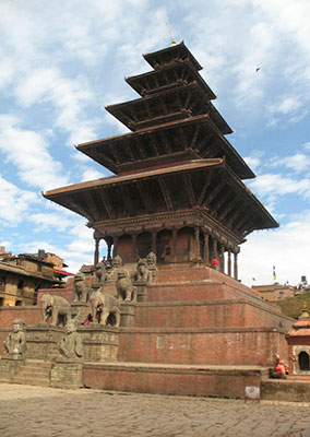 Bhaktapur---Nyatapola-Temple---Ana-Cayón